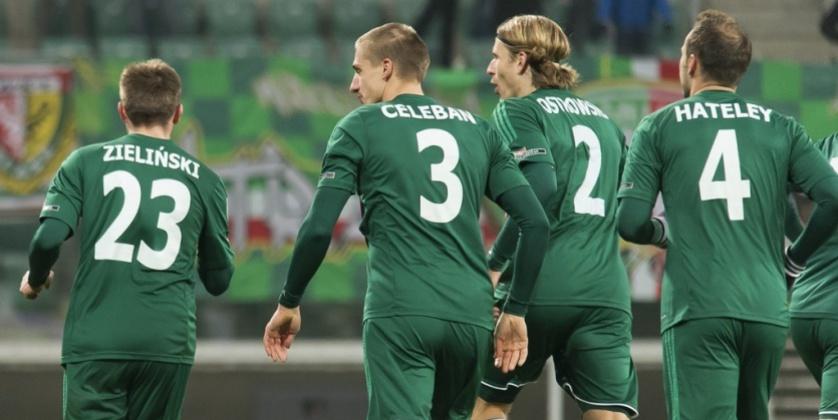 21 Bluza bramkarska WKS Śląsk Wrocław Koszulki meczowe